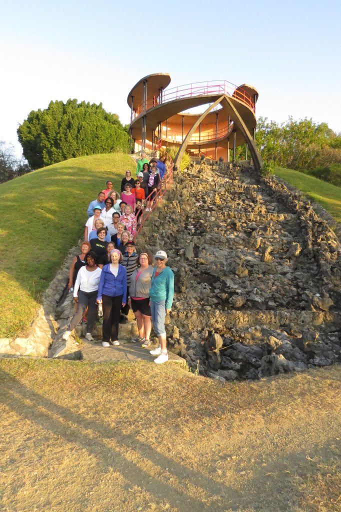 fitness travel tips  with The Women's Travel Group