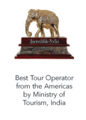 OUR PARTNERS AWARDED BEST TOUR OPERATOR TO INDIA